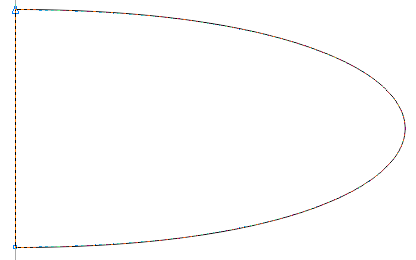 Corel Draw X6 Oval Shape