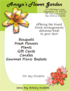 Corel Draw Florist Flyer Tutorial