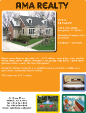 Realty Flyer Template | FlyerTutor.com