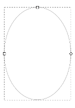 Inkscape Draw Oval