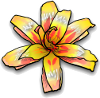 Clker Yellow Flower Clip Art