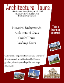 Architectural Tours Flyer Template