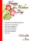 Mother's Day Flyer Template 2