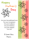 Mother's Day Flyer Template 3
