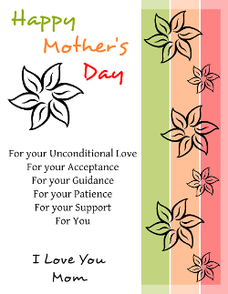 mother s day flyer template 3 for inkscape microsoft word corel