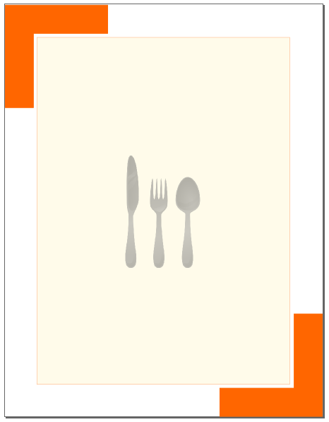 Inkscape Restaurant Background To Front