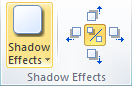 Microsoft Publisher 2010 Shadow Effects Group Icon