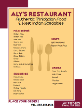 Microsoft Publisher Restaurant Flyer Tutorial | FlyerTutor.com