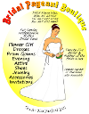Bridal Flyer Tutorials