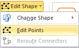 Microsoft Word 2010 Edit Points