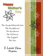 Mother's Day Flyer Template 3 | FlyerTutor.com
