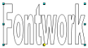 OpenOffice Draw Fontwork Text