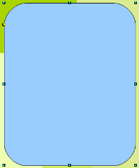 OpenOffice Draw Rounded Rectangle