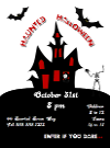 Haunted Halloween Flyer Tutorials